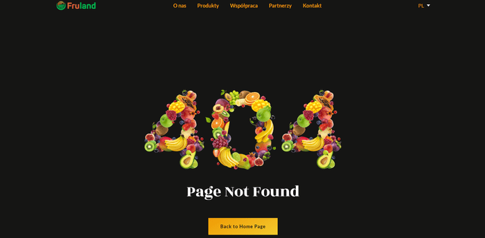 пример 404 страницы