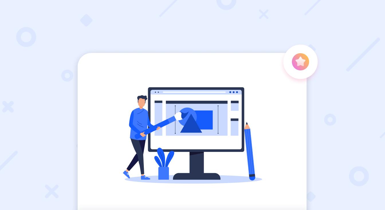 Как самостоятельно создать сайт с хорошим дизайном?