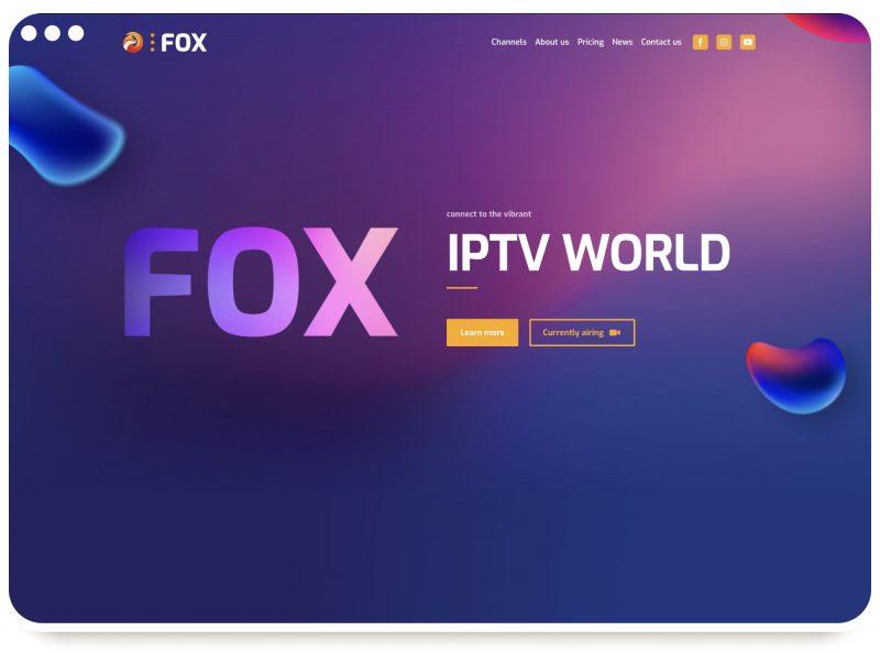 IPTV-провайдер